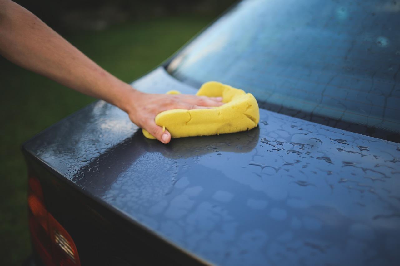 洗車に欠かせないアイテム