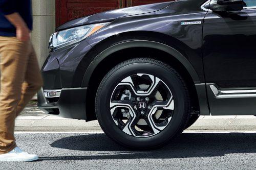 新型CR-Vのボディサイズ