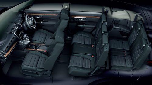 新型CR-V7人乗りのデザインカラー