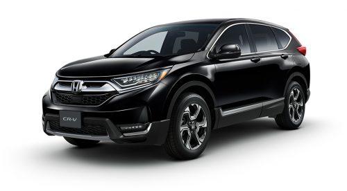 新型CR-Vクリスタルブラック